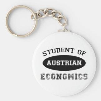 Student of Austrian Economics Keychain