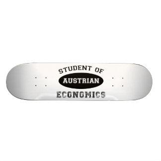 Student of Austrian Economics Skateboard Decks