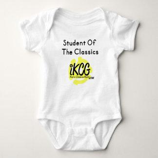 """""""Student Of The Classics"""" iKCG Romper"""
