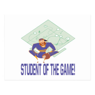Student Of The Game Postcards