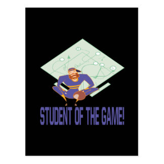 Student Of The Game Postcard