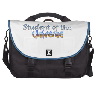 Student of the Universe Bags For Laptop