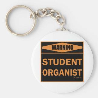 Student Organist Keychain