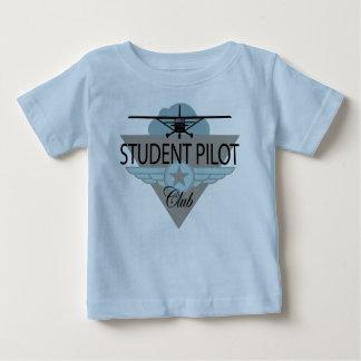 Student Pilot Club Baby T-Shirt