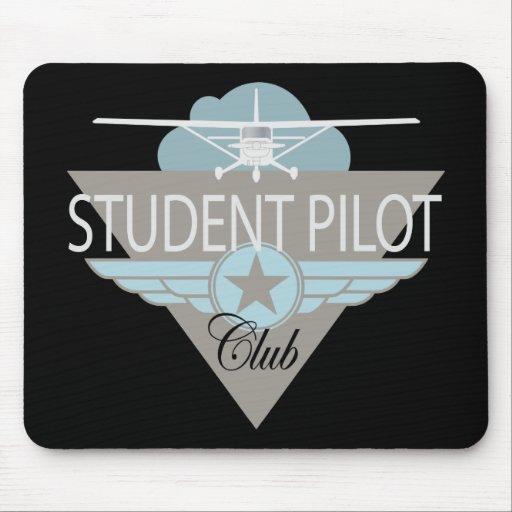 Student Pilot Club Mouse Pad