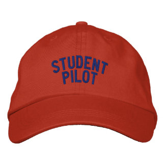 Student Pilot Hat