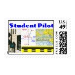 Student Pilot Postage