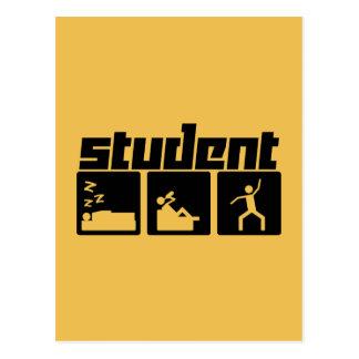Student Postcard