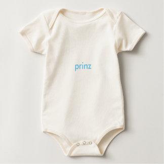 Student project baby bodysuit
