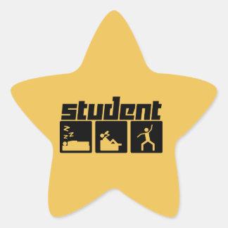Student Star Sticker