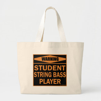 Student String Bass Player Bags