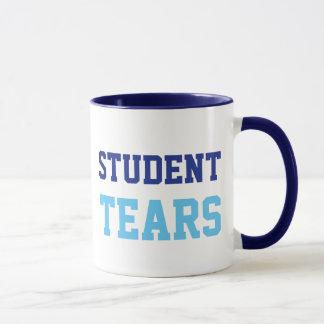 Student Tears teacher humor coffee mug
