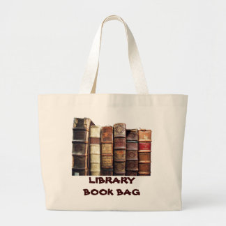 Student Textbook Library Book Carry Bag