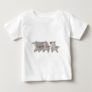 StudentDeskRows081311 Baby T-Shirt