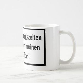 Studenten Vorlesungszeiten icon Coffee Mug