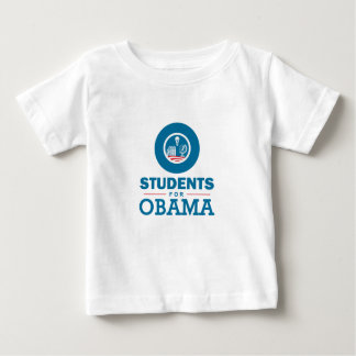 Students for Obama Baby T-Shirt