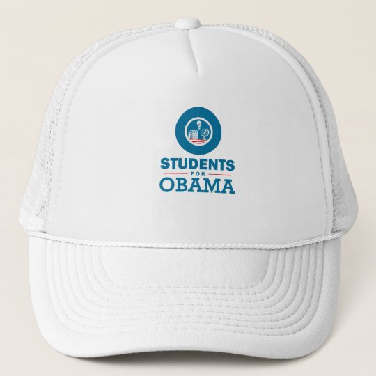Students for Obama Trucker Hat