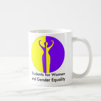 Students for Women and Gender Equality Mug