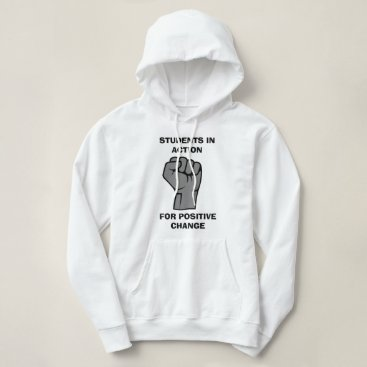 Lawyer Themed Students in Action For Positive Change Hoodie