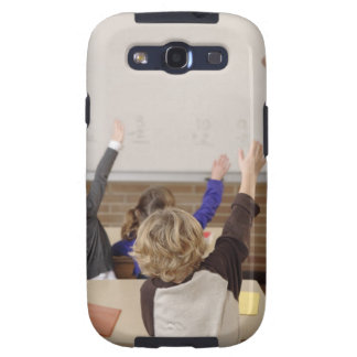 students in classroom samsung galaxy s3 case