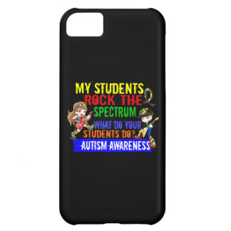 Students Rock The Spectrum Autism Case For iPhone 5C