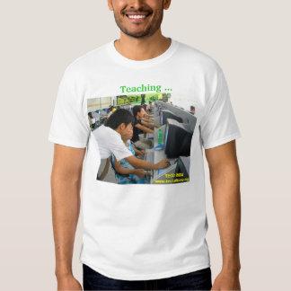 Students teaching tee shirt
