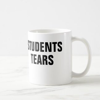 Students Tears Mug