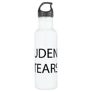 Students' tears stainless steel water bottle