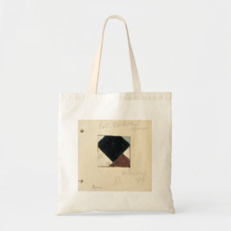 Studie voor Contra compositie XX by Theo Doesburg Canvas Bags
