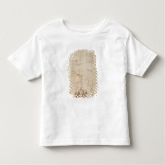 Studies for architectural composition t shirt