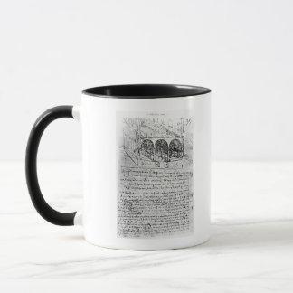 Studies for stables mug