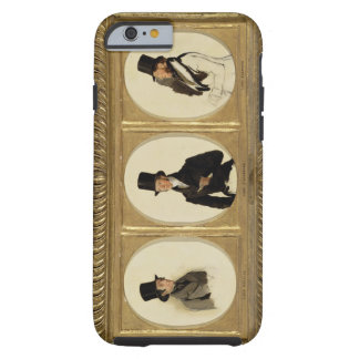 Studies for the Portraits of Lord Eglinton, Lord D Tough iPhone 6 Case