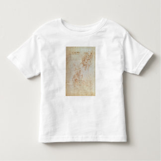 Studies of Madonna and Child T-shirt