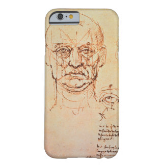 Studies of the Proportions of the Face and Eye, 14 Barely There iPhone 6 Case