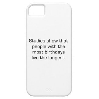 Studies Show That People With The Most Birthdays iPhone SE/5/5s Case