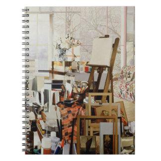 Studio 1986 note book