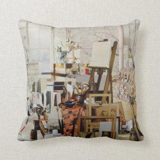 Studio 1986 throw pillows