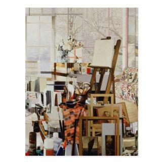 Studio 1986 postcard