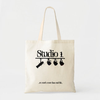Studio 1 Stage Lights Tote Canvas Bags