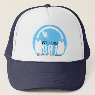STUDIO 801 HAT NAVY