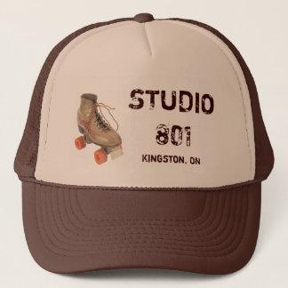 STUDIO 801 TRUCKER HAT