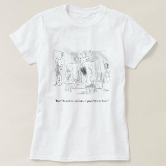 Studio Art Class T-Shirt