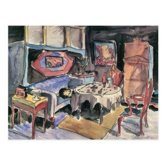 Studio Cover by Walter Gramatte Postcard