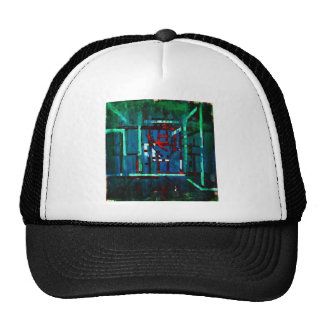 Studio Floorplan Trucker Hat