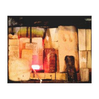 Studio Light Canvas Print