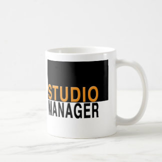 Studio Manager Mug
