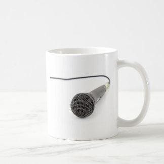 Studio Microphone Coffee Mug