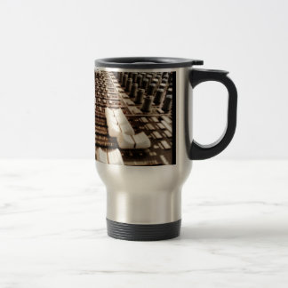 Studio Mixer 15 Oz Stainless Steel Travel Mug