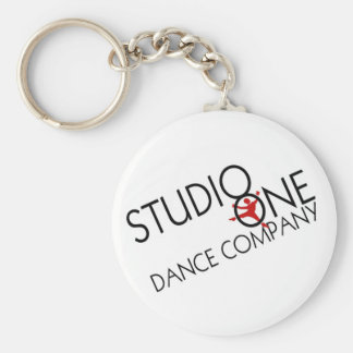 Studio One Dance Company Keychain
