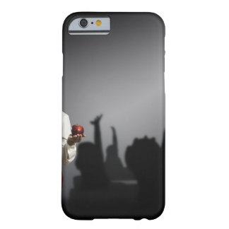 Studio portrait of female teacher with shadows barely there iPhone 6 case